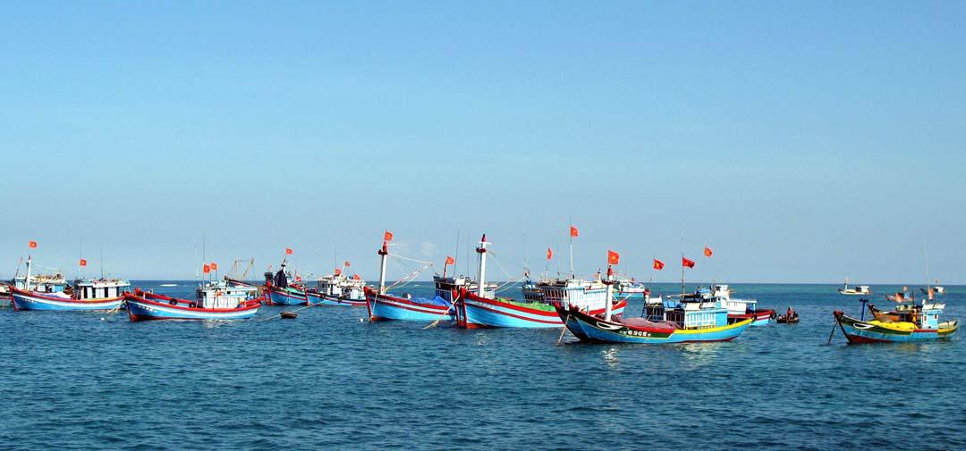 Phát triển bền vững các đội tàu đánh bắt xa bờ (26/11/2018)