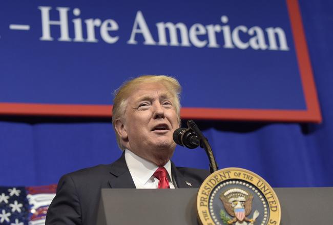 """Chính sách Trung Đông của Tổng thống Mỹ Donald Trump sau """"cơn lốc"""" Khashoggi (25/11/2018)"""