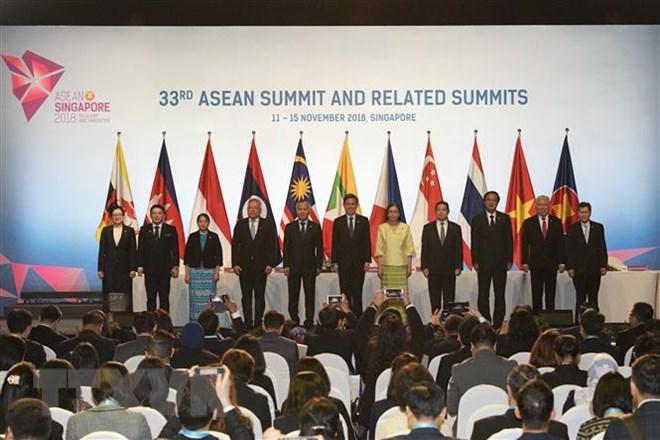 Hội nghị cấp cao Hiệp hội các quốc gia Đông Nam Á (ASEAN) lần thứ 33 - dấu ấn cuối cùng của Singapore trên cương vị Chủ tịch ASEAN trong năm 2018 (14/11/2018)