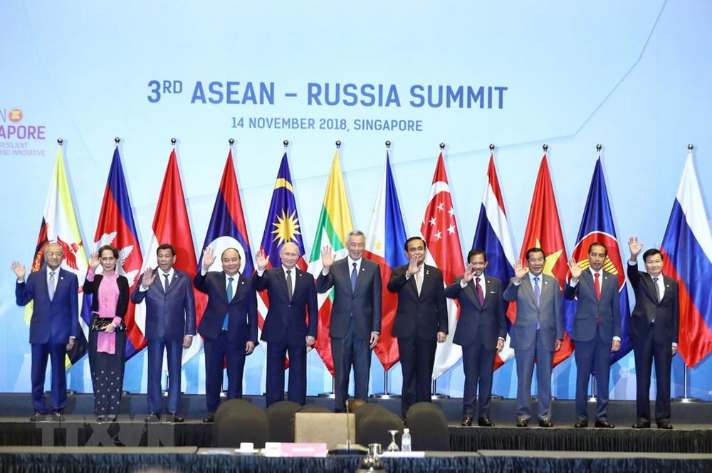Hội nghị ASEAN lần thứ 33 và các hội nghị liên quan (18/11/2018)