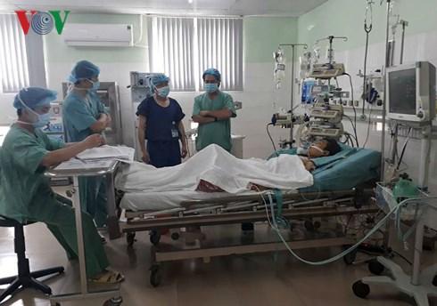 Hồi sinh từ quả tim xuyên Việt (6/11/2018)