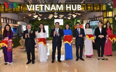 Trung tâm xúc tiến thương mại Việt Nam tại thành phố Thượng Hải, Trung Quốc chính thức đi vào hoạt động (Thời sự đêm 13/11/2018)
