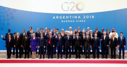 Nhìn lại kết quả Hội nghị thượng đỉnh G20 (2/12/2018)