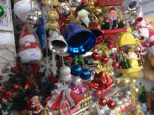 Nguyên nhân tăng giá các mặt hàng trang trí trong mùa Noel năm nay (4/12/2018)