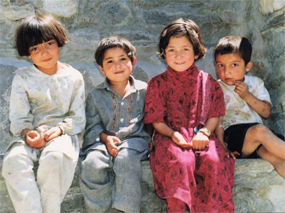 Lớp học đặc biệt cho trẻ em nghèo ở Pakistan (20/12/2018)
