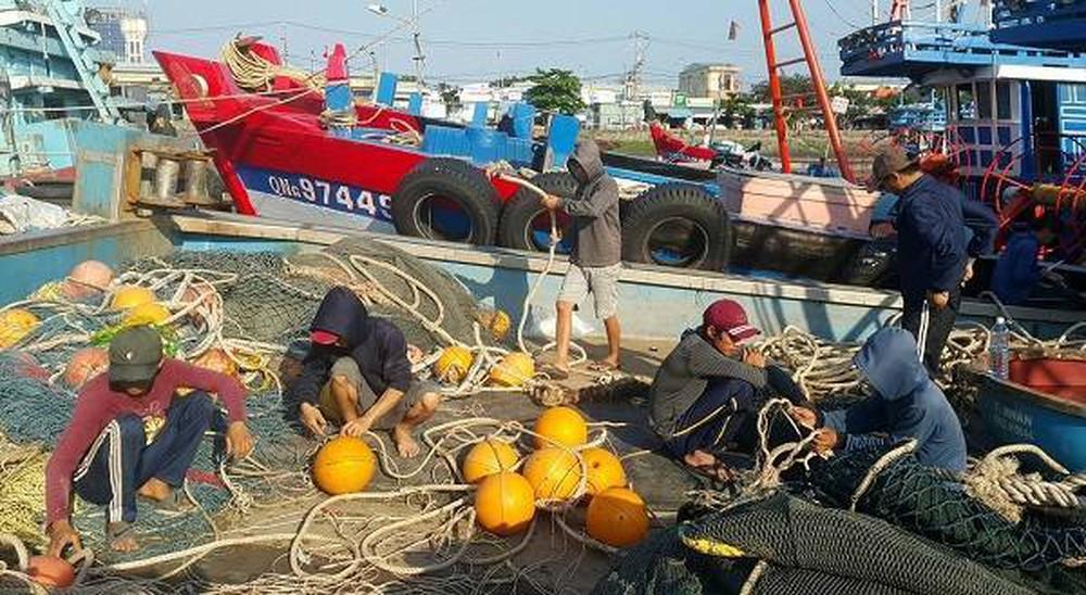 Phú Yên: Hệ lụy từ thiếu lao động nghề cá (17/12/2018)