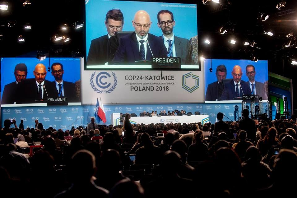 Hội nghị Liên hợp quốc về biến đổi khí hậu lần thứ 24 và sứ mệnh cắt giảm phát thải khí nhà kính (4/12/2018)