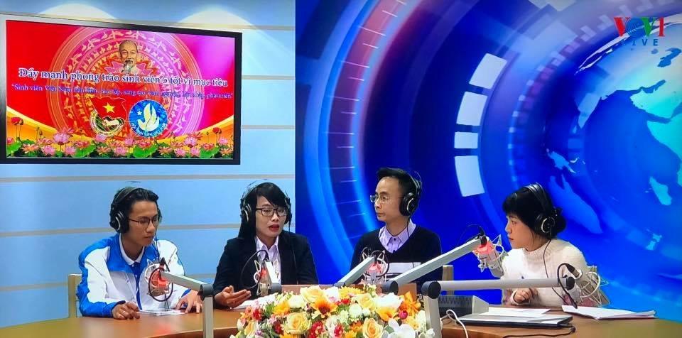 Sinh viên Việt Nam bản lĩnh, học tập, sáng tạo, tình nguyện, hội nhập, phát triển (9/12/2018)