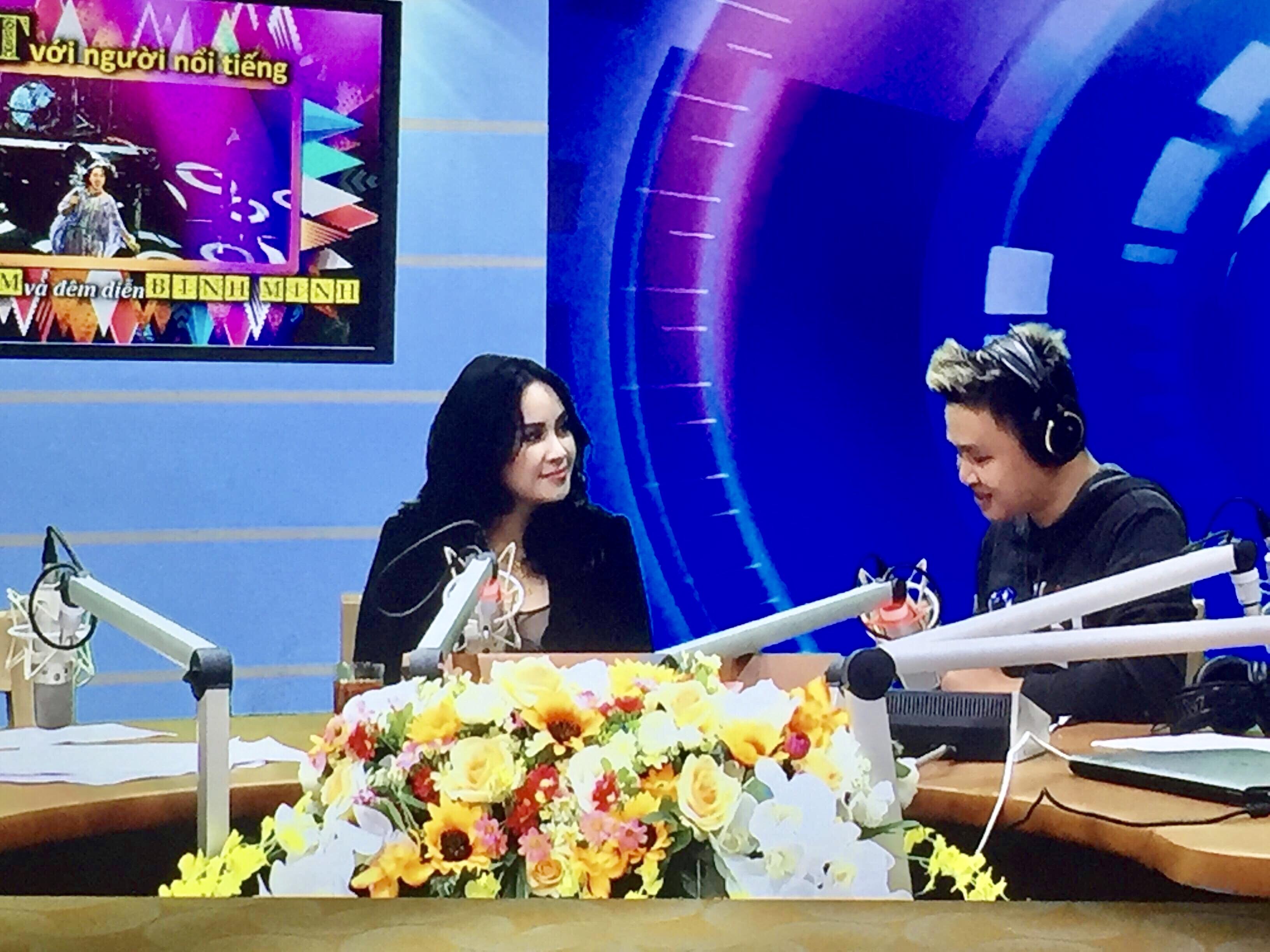 Ca sỹ Thanh Lam và 2 đêm diễn Bình Minh (8/12/2018)