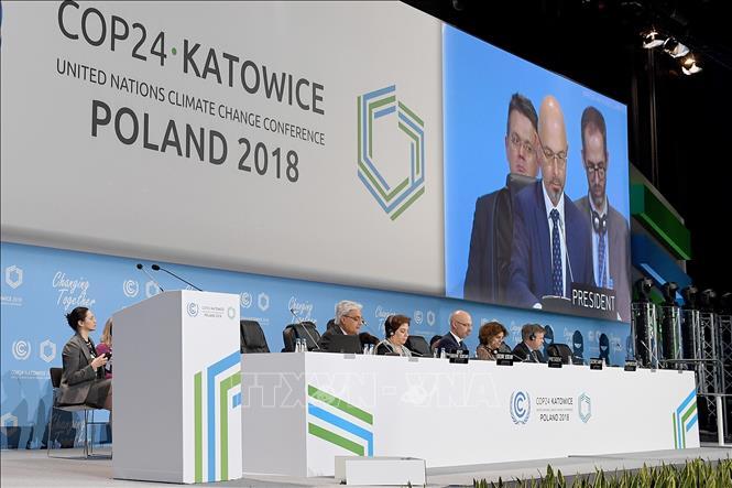 Hội nghị COP 24: Thời điểm quan trọng với lộ trình chống biến đổi khí hậu (4/12/2018)