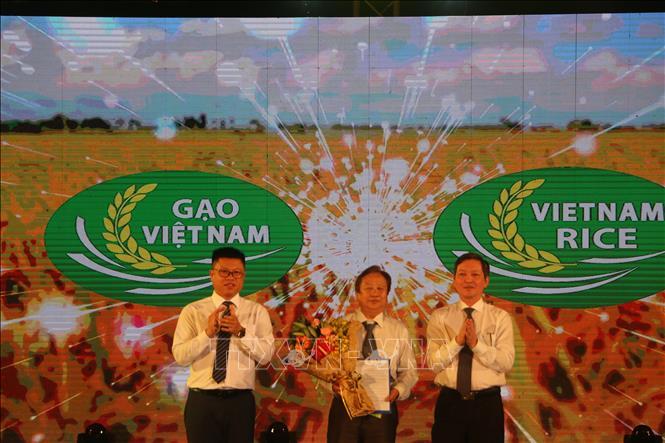 Lần đầu tiên công bố Logo Thương hiệu Gạo Việt Nam, vinh danh thương hiệu chất lượng cao (Thời sự sáng 19/12/2018)