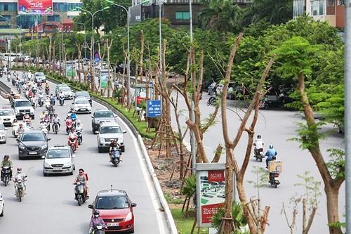 Các giải pháp ứng phó với biến đổi khí hậu tại Hà Nội và ngành xây dựng (5/12/2018)