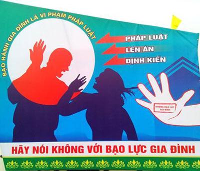 Phòng chống bạo lực gia đình (27/12/2018)