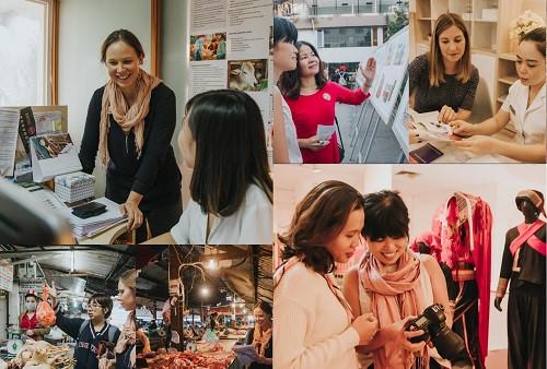 Tình nguyện viên Australia hỗ trợ Việt Nam (10/12/2018)