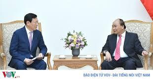Thủ tướng Nguyễn Xuân Phúc tiếp ông Shin Dong Bin, Chủ tịch Tập đoàn Lotte (Thời sự đêm 4/12/2018)