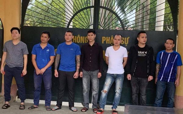 Triệt phá tổ chức tín dụng đen tại 63 tỉnh, thành phố, núp bóng tên gọi Công ty Nam Long (4/12/2018)