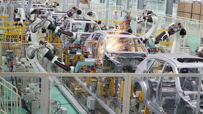Công nghiệp hỗ trợ ngành ô tô - Cần doanh nghiệp dẫn dắt thị trường (22/12/2018)