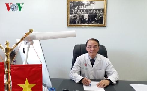 Phỏng vấn Thiếu tướng, Phó Giáo sư, Tiến sĩ Phạm Nguyên Sơn, Phó Giám đốc Bệnh viện Trung ương Quân đội 108 (31/12/2018)
