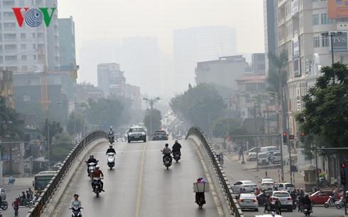 Thực trạng và các giải pháp cải thiện chất lượng không khí ở Hà Nội (10/12/2018)