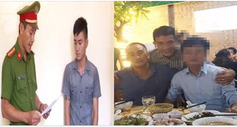 Công an tỉnh Thừa Thiên Huế tạm đình chỉ công tác thiếu tá công an ăn nhậu với đương sự trong thời điểm điều tra vụ án (Thời sự đêm 3/12/2018)