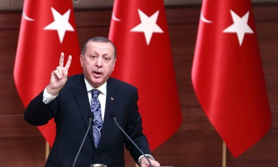 """Quan hệ Mỹ - Thổ Nhĩ Kỳ liệu sẽ """"chạm đáy""""?  (13/02/2018)"""
