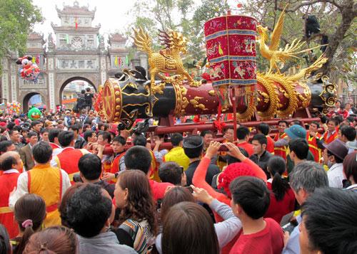 Bắc Ninh tăng cường phòng chống cháy, nổ tại các lễ hội đầu xuân (26/2/2018)