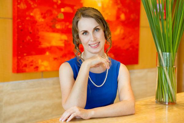 Gặp gỡ Daria Mishukova: Một người phụ nữ Nga yêu văn hóa Việt Nam (3/2/208)