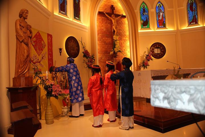Người Công giáo đón Tết như thế nào?  (13/02/2018)
