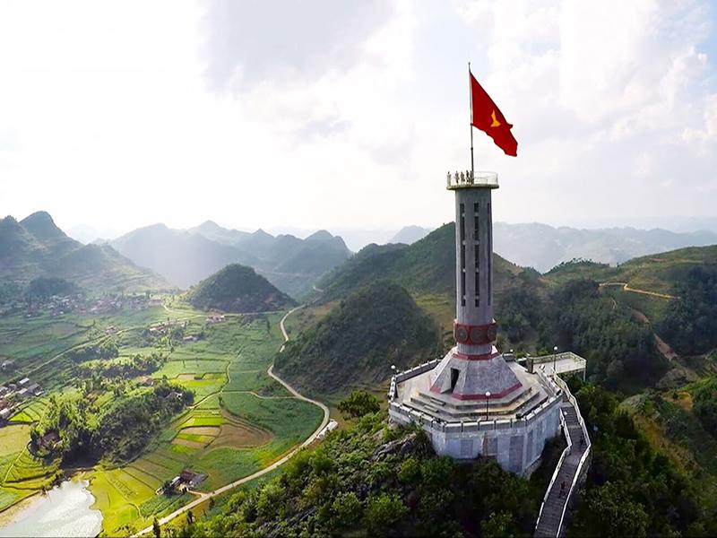 Đồn biên phòng Lũng Cú, Hà Giang, vững gác nơi địa đầu Tổ quốc (17/3/2018)