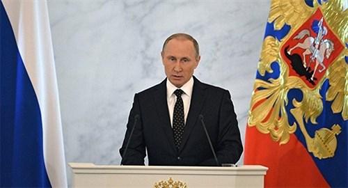 Thông điệp liên bang của Tổng thống Nga Vladimir Putin  (04/03/2018)