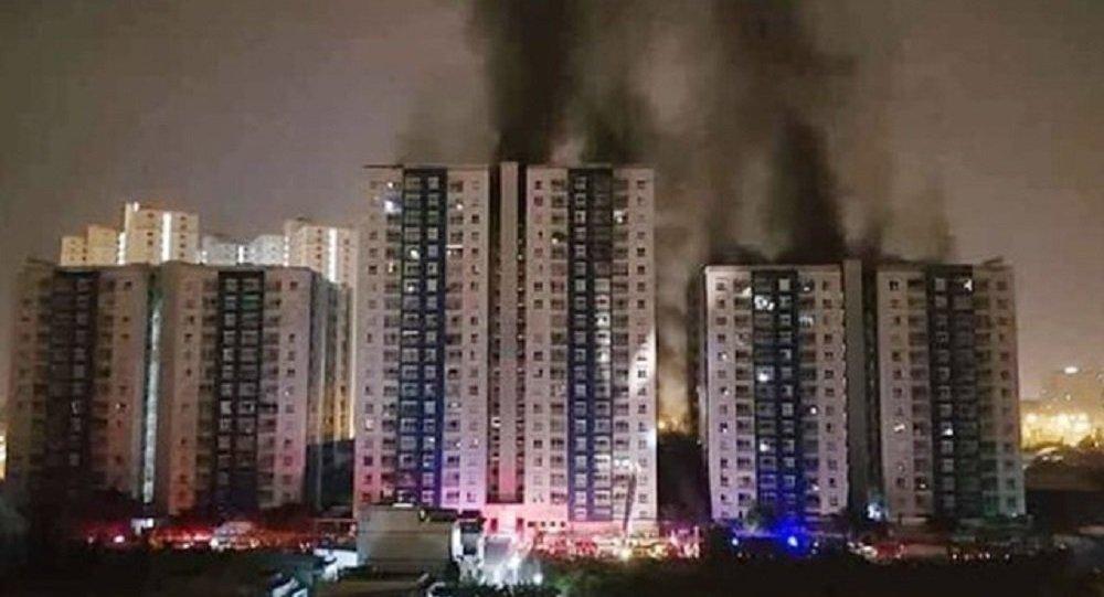 Cháy chung cư Carina Plaza, quận 8, thành phố Hồ Chí Minh: Cái chết được báo trước và những câu hỏi chưa ai trả lời (26/3/2018)