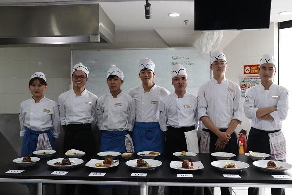 Tư vấn nghề làm đầu bếp  (06/03/2018)