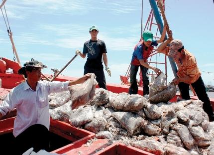 Cần thực hiện chính sách đặc thù cho lao động nghề biển  (04/03/2018)