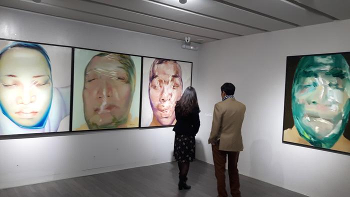 Du hành vào thế giới nội tâm thông qua những bức tranh chân dung (20/3/2018)
