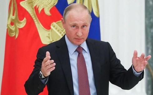 Bầu cử Tổng thống Nga 2018: Khẳng định sự tín nhiệm của người dân đối với đương kim Tổng thống Valadimir Putin (20/3/2018)