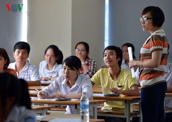 Thu hút học sinh giỏi vào ngành sư phạm: Không chỉ là nâng cao đầu vào  (13/03/2018)