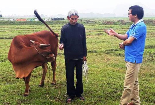 Thanh Hóa: Người nông dân phải đóng phí cỏ mỗi năm mới được thả trâu bò ngoài đồng, gây bức xúc dư luận và kìm hãm sự phát triển của khu vực nông thôn (20/4/2018)