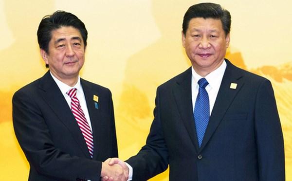 """Phải chăng """"gió đã đổi chiều"""" trong quan hệ Trung - Nhật? (16/4/2018)"""