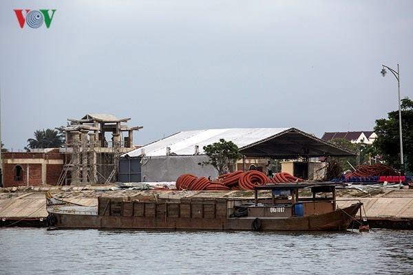 Việc xây dựng Dự án Công viên văn hóa