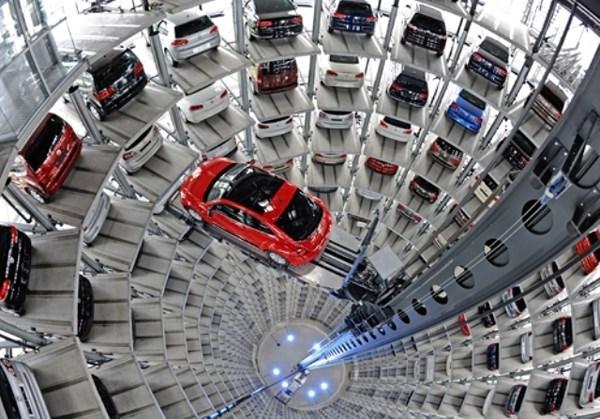 Xây dựng bãi đỗ xe chuẩn, giải pháp giải quyết ùn tắc giao thông (18/4/2018)