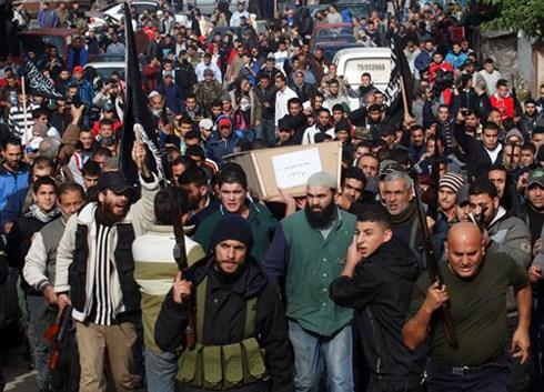 Làn sóng bạo lực giữa người Israel và quân đội Palestin đang tiềm ẩn nguy cơ cho cuộc khủng hoảng mới tại Trung Đông (3/4/2018)