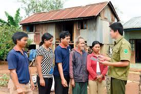 Nghĩa tình quân dân nơi biên cương Chư Prông, tỉnh Gia Lai (5/4/2018)
