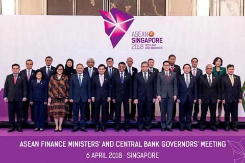 Hội nghị Bộ trưởng Tài chính và Thống đốc ngân hàng Trung ương ASEAN bàn giải pháp phát triển kinh tế khu vực (11/4/2018)