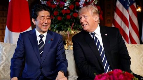 Thủ tướng Nhật Bản thăm Mỹ: Liệu hai đồng minh này có giải quyết được những vướng mắc? (22/4/2018)