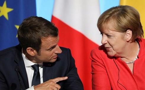 Đức - Pháp nỗ lực bàn chuyện cải tổ châu Âu (20/4/2018)