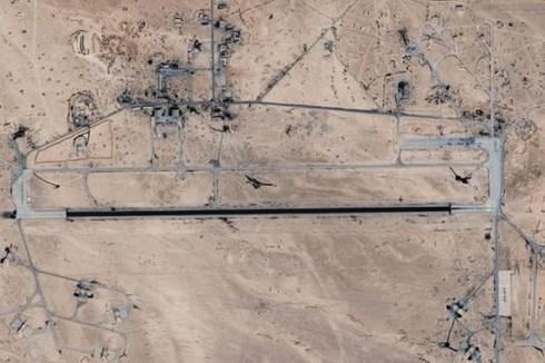 Sân bay quân sự Syria bị tấn công: Chiến sự liệu có leo thang? (10/4/2018)