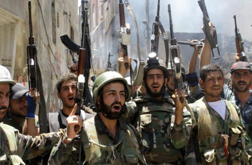 Cuộc nội chiến Syria đã kéo dài sang năm thứ 8 vẫn sẽ chưa thể có hồi kết (17/4/2018)