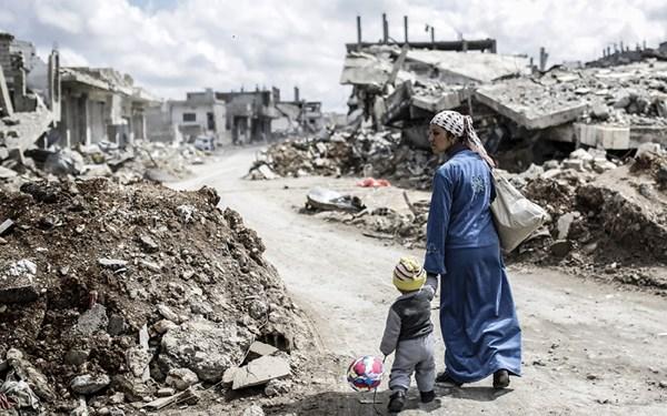 """Vũ khí hóa học – """"lá bài"""" chưa bao giờ cũ ở Syria (10/4/2018)"""