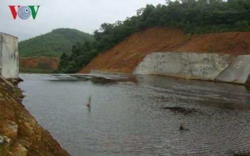 Đảm bảo an toàn hồ đập trong mùa mưa bão năm nay (3/4/2018)