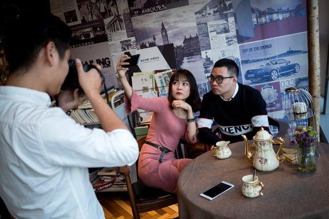 Love Energy – trường học hẹn hò cho nam giới Trung Quốc (25/5/2018)